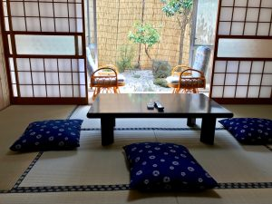 Japanese style room (1 to 4 people capacity)