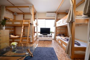 Dormitory (for mixed)